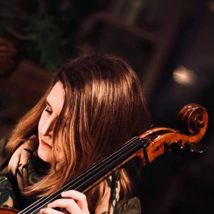 Ulli Mattlé am Cello